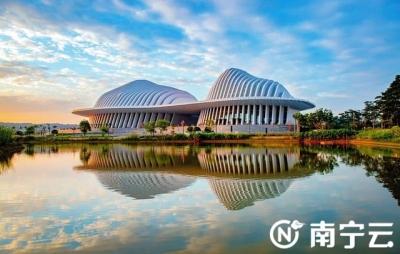 广西文化艺术中心项目获中国建设工程鲁班奖